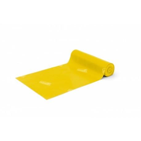 Taśma do ćwiczeń Fitband - żółta