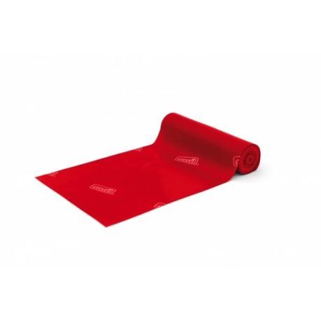 Taśma do ćwiczeń - czerwona 1,5m