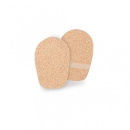 Podpiętki ortopedyczne korkowe 1 cm