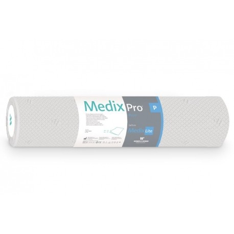 Podkład celulozowy Medix Pro 70cmx50mb biały