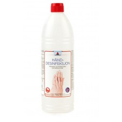 Preparat do higienicznej dezynfekcji rąk